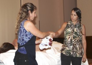 MotherTouch prenatal massage training